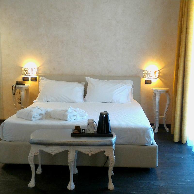 SPA Junior Suite Fantinello Hotel