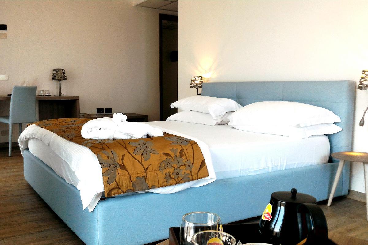 Nuova Junior Suite frontemare Fantinello Hotel