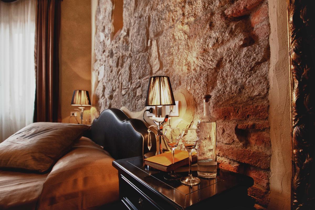 Camera Romantica Locanda del Conte Mameli