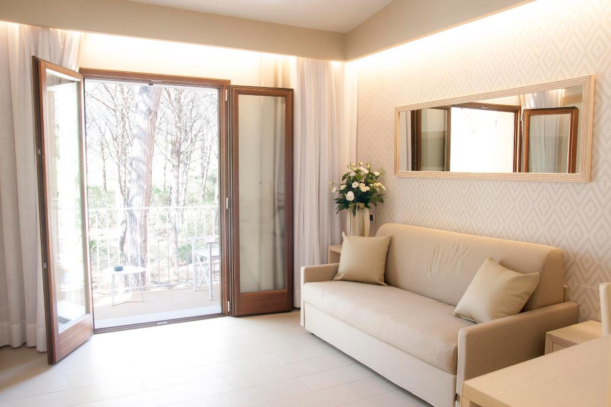 Junior Suite Hotel Corte Rosada