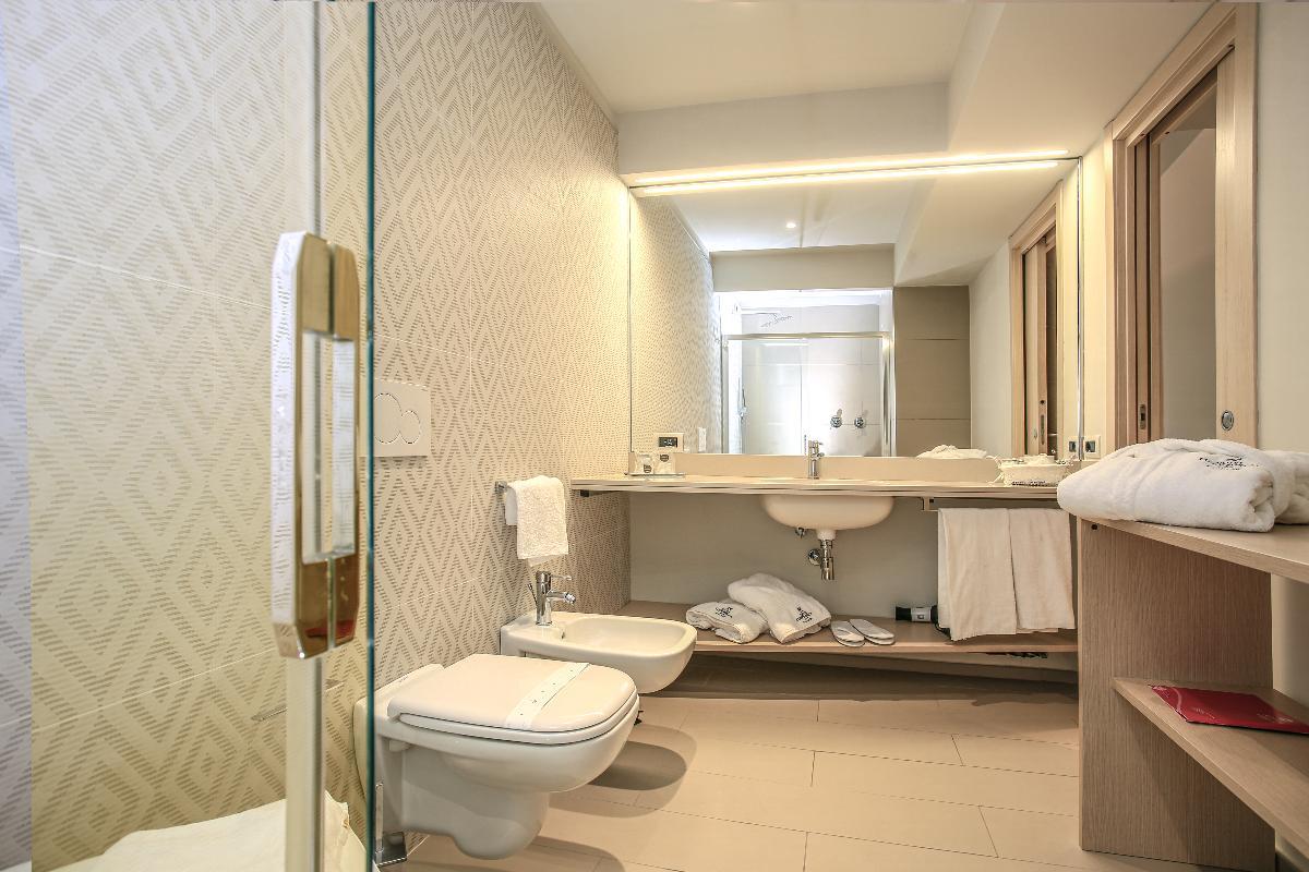 Junior Suite Deluxe Hotel Corte Rosada