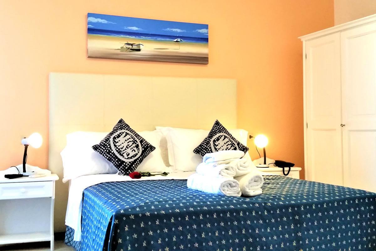 Camera Matrimoniale Hotel Danubio