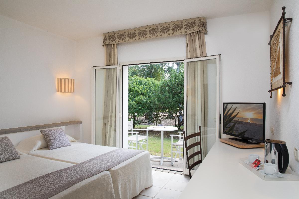 Doppelzimmer I Nidi Deluxe Hotel Flamingo