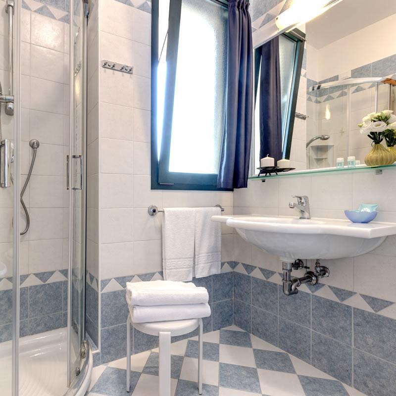 Camere familiari Hotel 3 stelle a Jesolo - Hotel Garni San Carlo