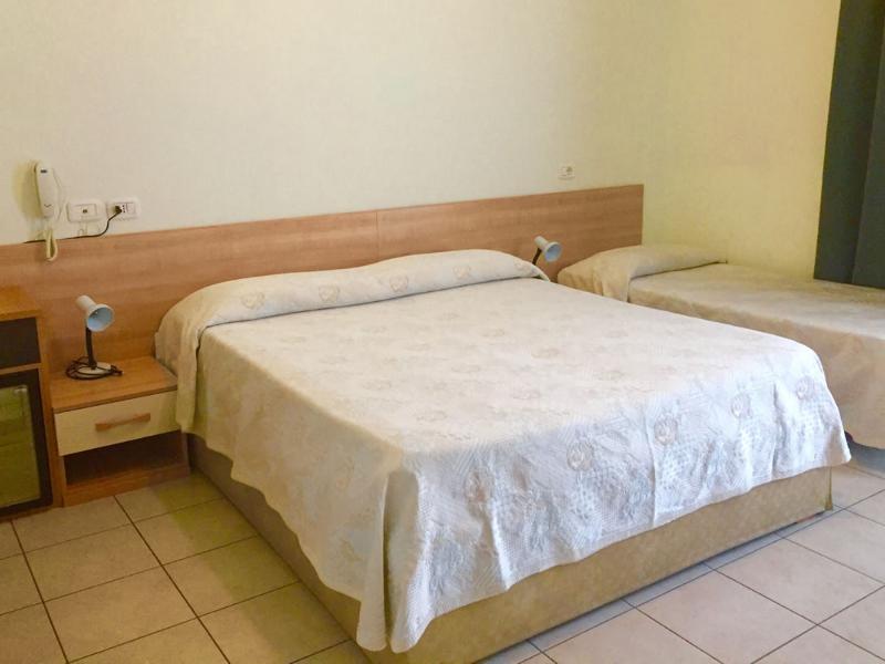 Dreibettzimmer Hotel Ginevra Jesolo
