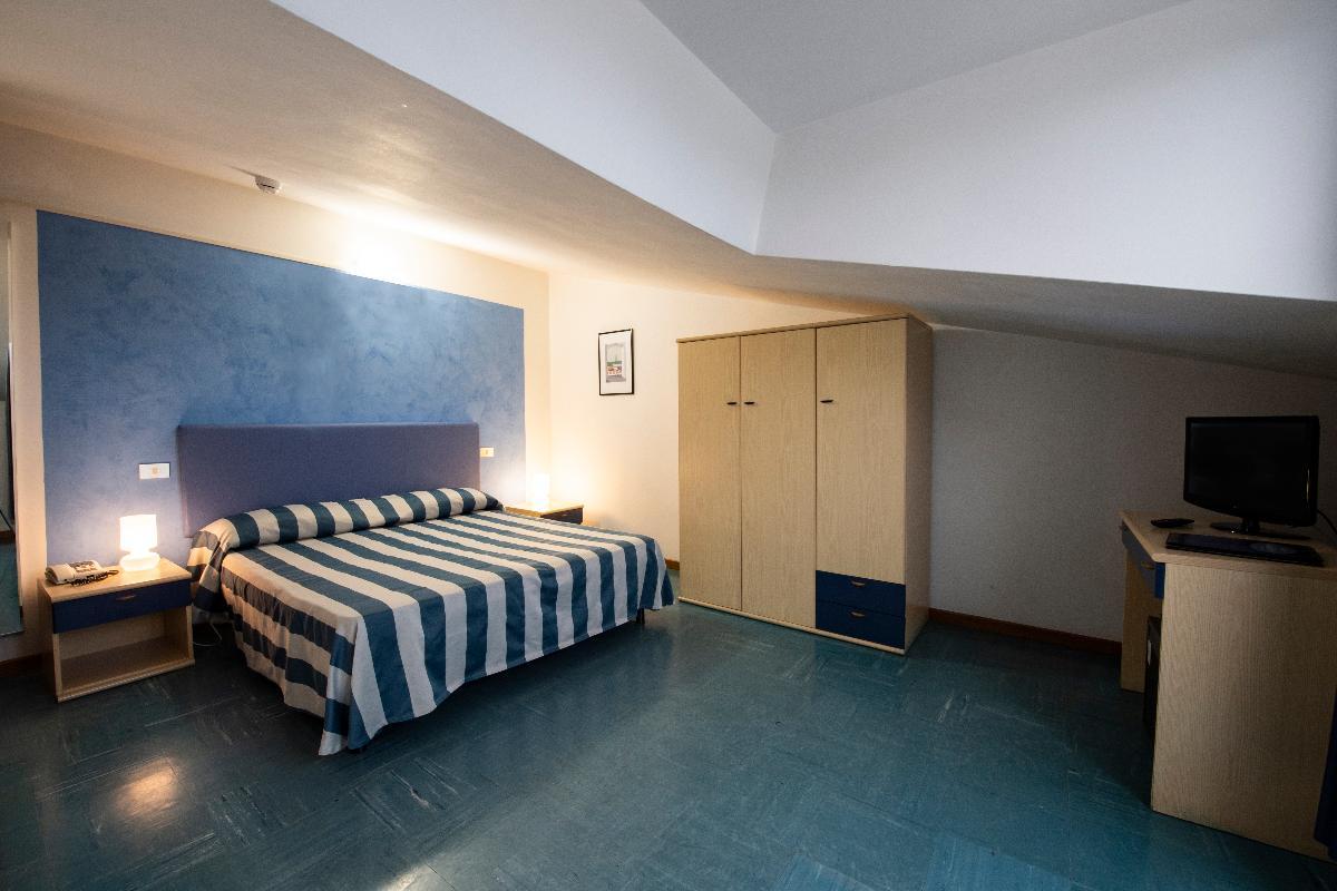 Economy Attic Double Room Hotel Gritti