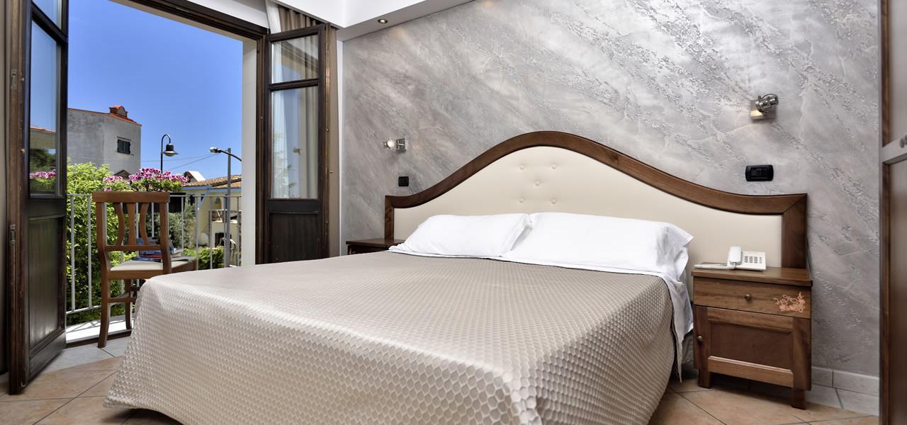 Standard con balcón Hotel Nicoletta