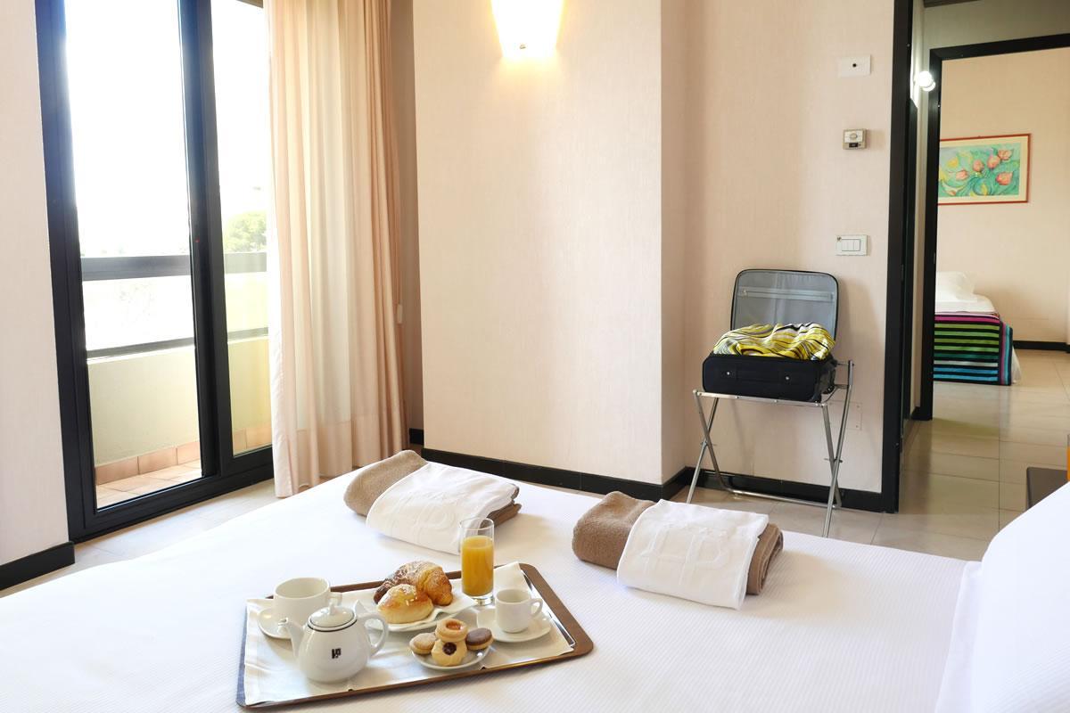 Suite Hotel Panorama Cagliari