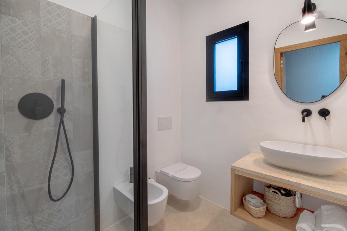 2 Room Apartment at 100mt from the Sea Lu Nibareddu