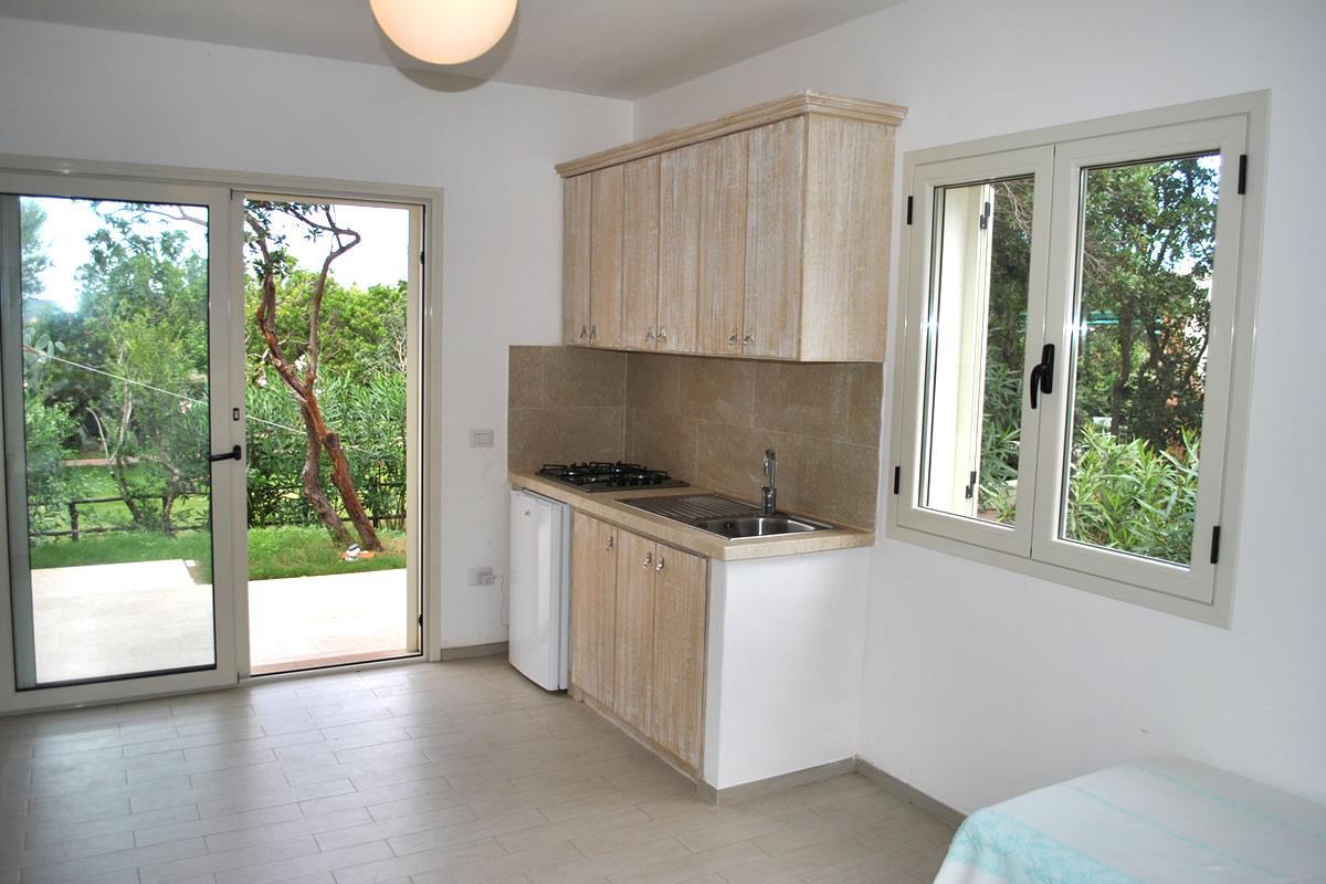 2 Room Apartment at 15mt from the Sea Lu Nibareddu