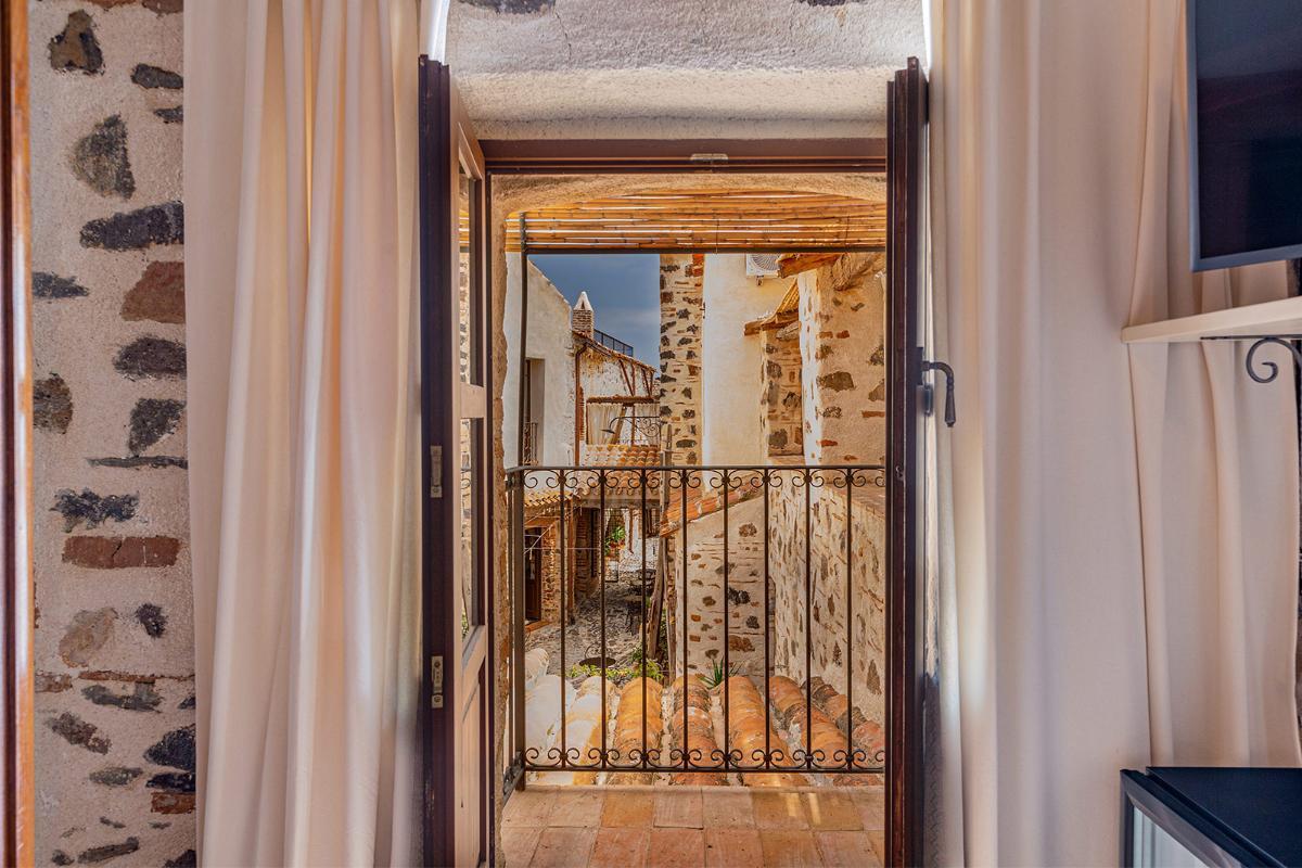 Junior Suite with Terrace Albergo Diffuso Mannois