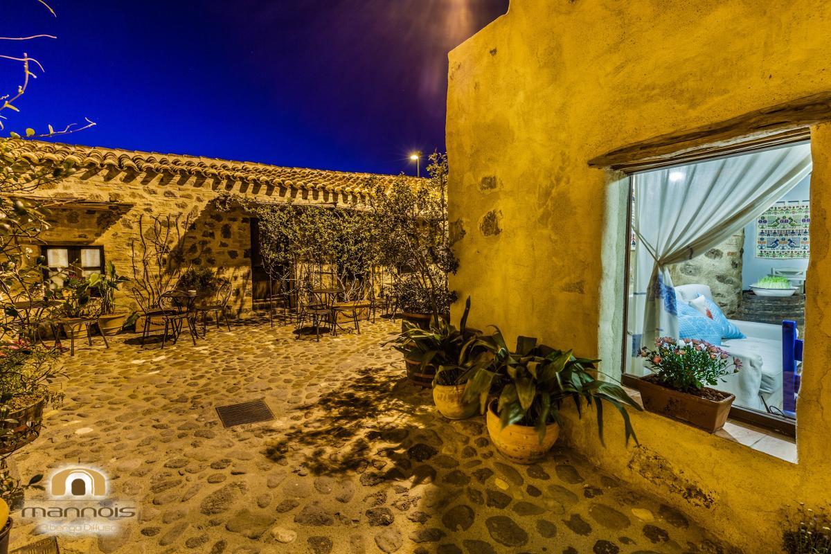 Suite auf zwei Ebene mit Jacuzzi Albergo Diffuso Mannois