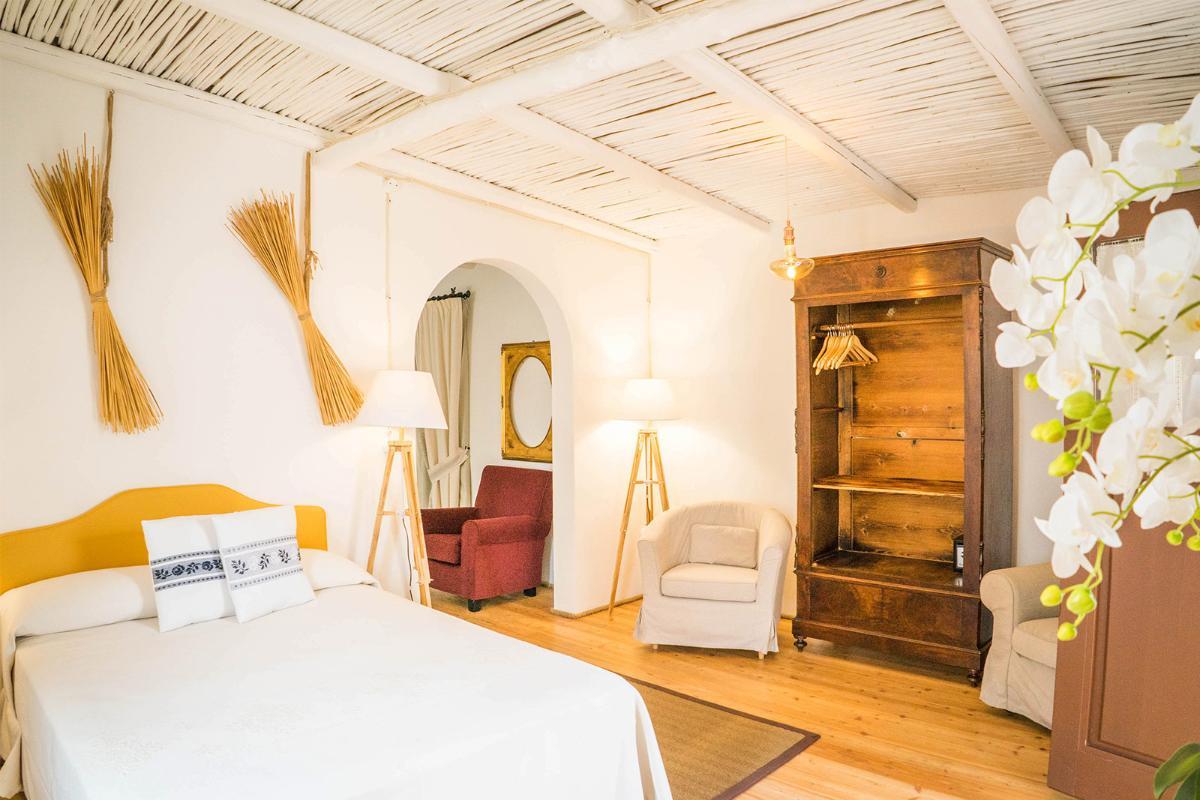 Grand Suite mit Terrasse Albergo Diffuso Mannois
