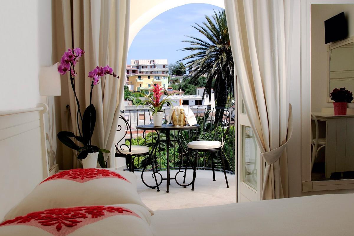 Doppia classic con balcone Albergo Diffuso Mannois