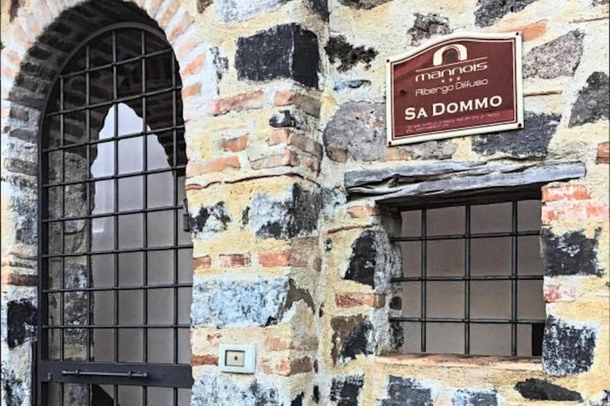 Classic Doppelzimmer mit Balkon Albergo Diffuso Mannois
