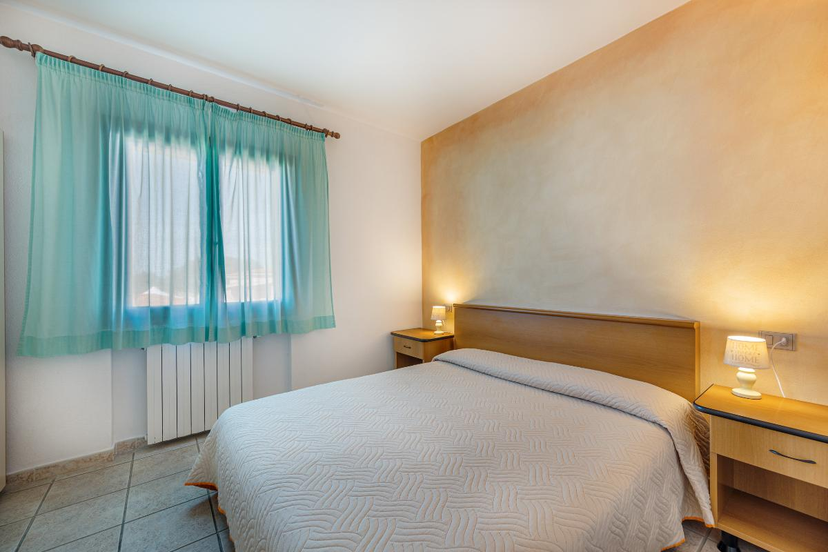Two-room apartment Marina Manna Hotel & Club Village
