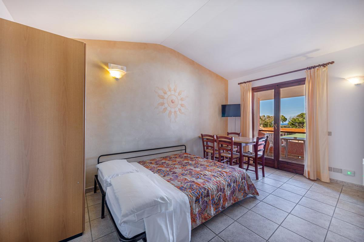 Bilocale Marina Manna Hotel & Club Village