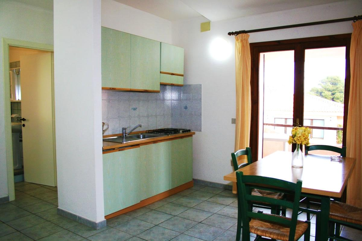 Three-room apartment Marina Manna Hotel & Club Village
