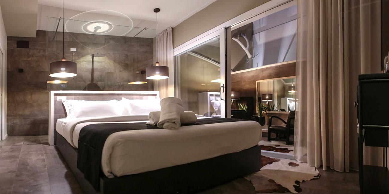 Matrimoniale Deluxe NEKO Boutique Hotel