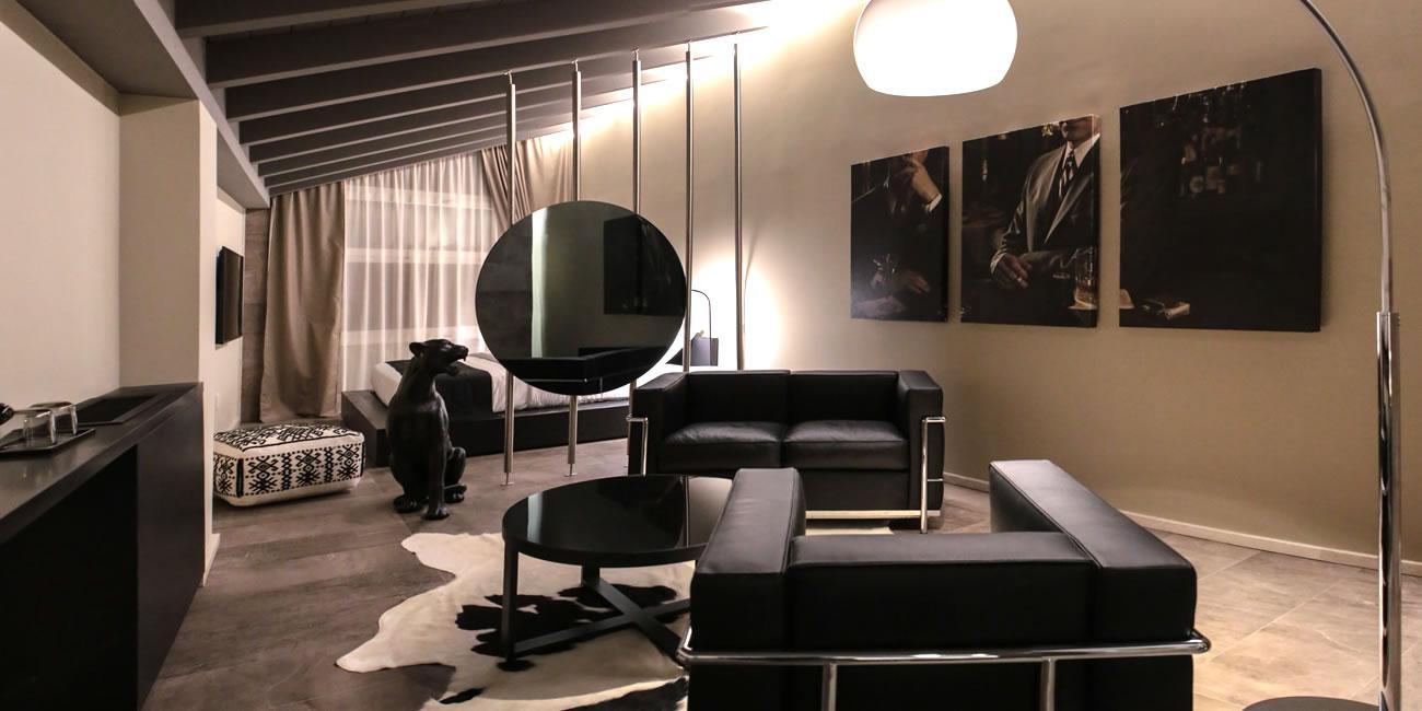 Junior Suite Deluxe NEKO Boutique Hotel