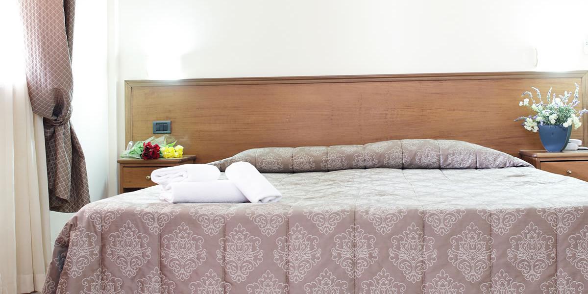 Standardzimmer Hotel Pausania Inn