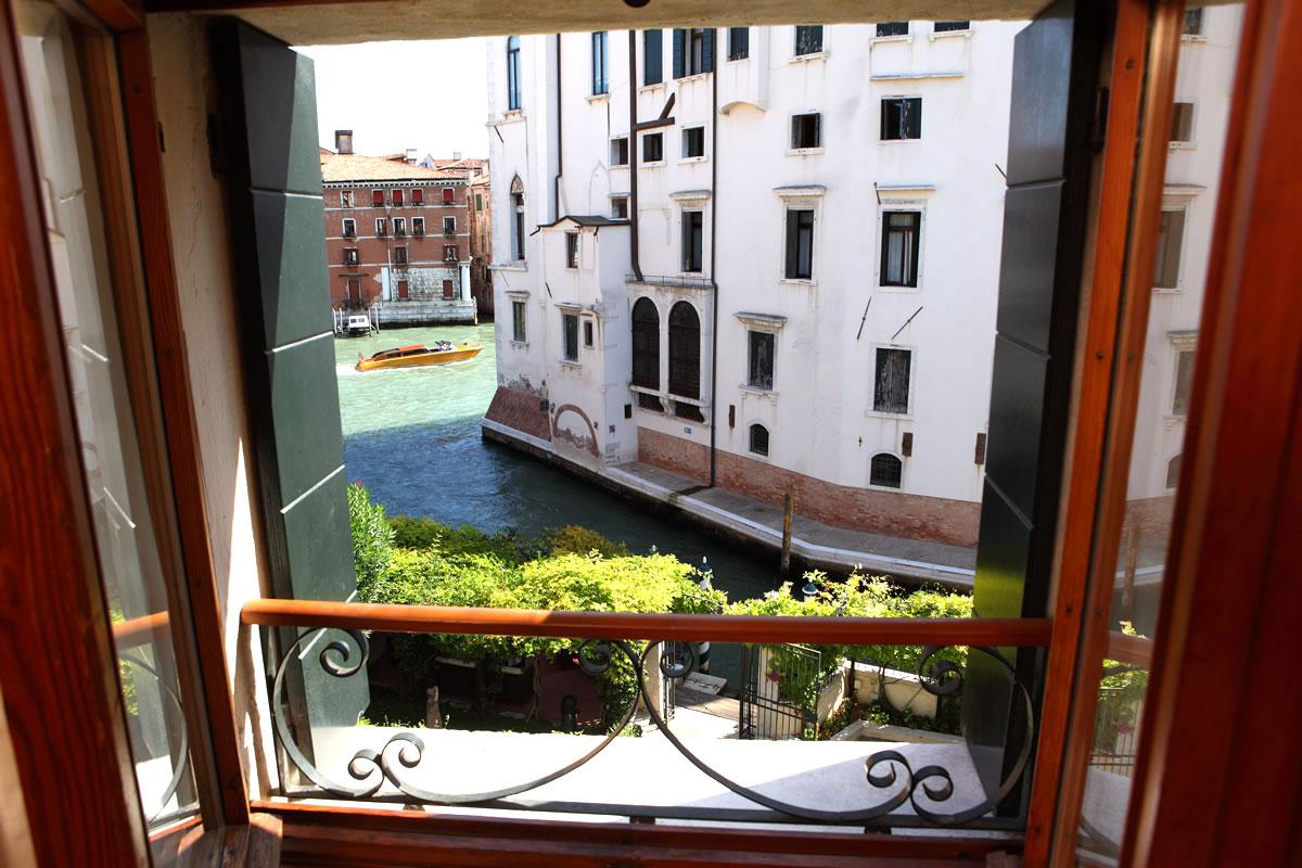 Single Room Hotel Pensione Accademia Venezia