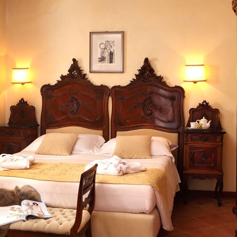 Chambre triple Hotel Pensione Accademia Venezia