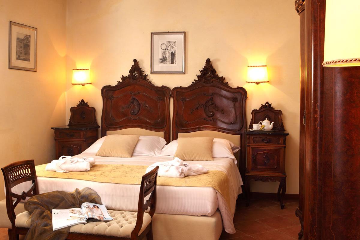 Camera tripla Hotel Pensione Accademia Venezia
