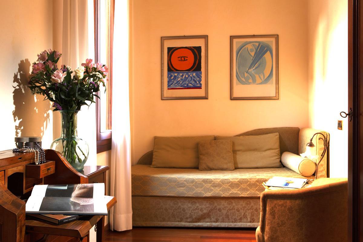 Family room Hotel Pensione Accademia Venezia