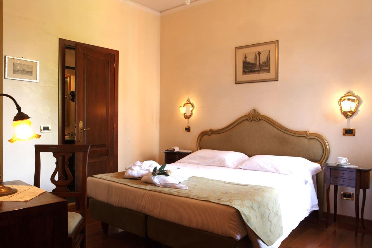 Camera Quadrupla Hotel Pensione Accademia Venezia