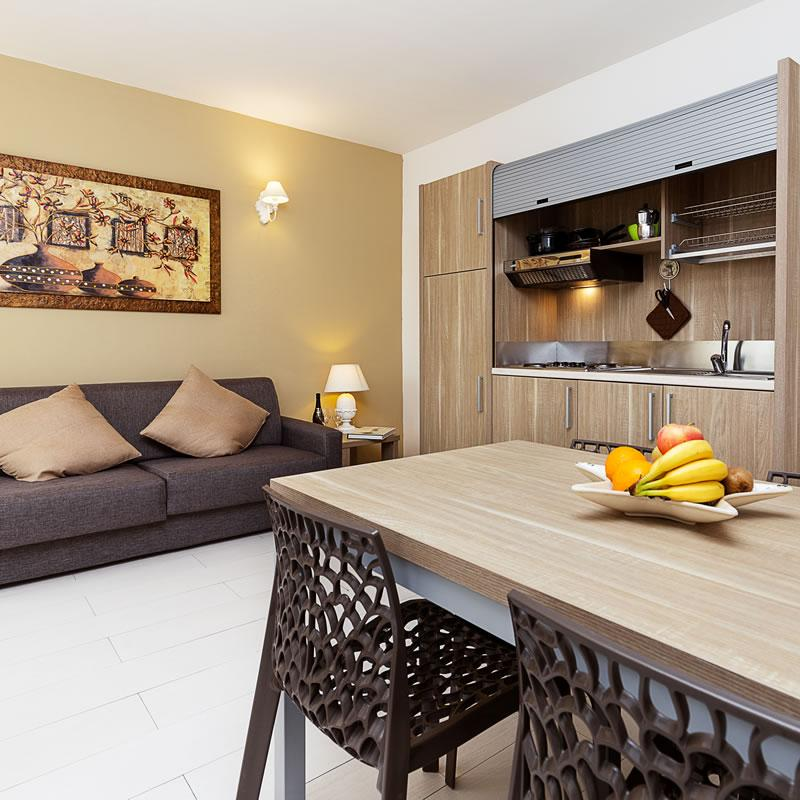 One bedroom apartment with terrace Le Residenze del Centro