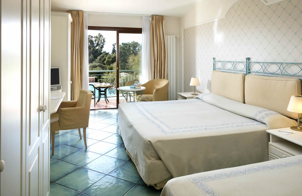 Habitaciones Familiares Hotel Santa Gilla
