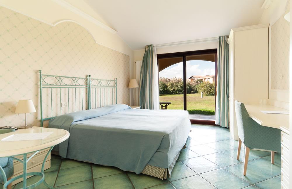 Chambres personnes handicapées Hotel Santa Gilla