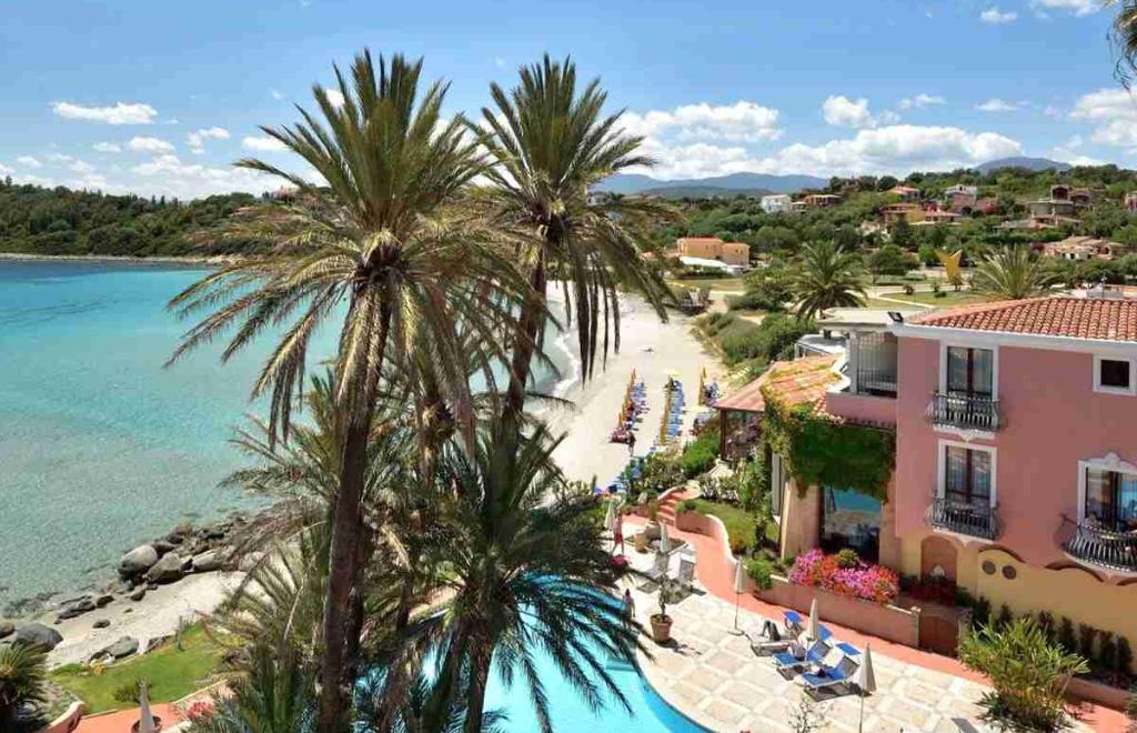 Hotel La Bitta Ad Arbatax Sul Mare E Con Piscina Vacanze In Sardegna