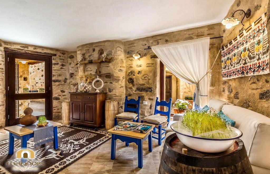 Boutique Hotel Mannois, camere a Orosei in Sardegna - Sardinia Natour