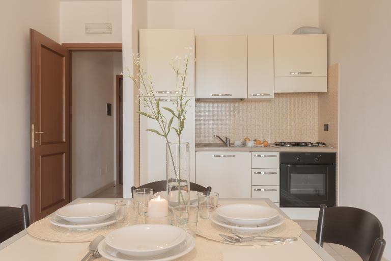 Apartamento de dos habitaciones para 4 personas