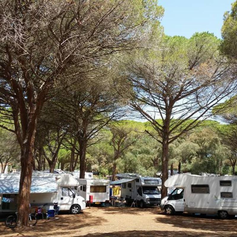 Basic Camping Pitch S'ena Arrubia Camping