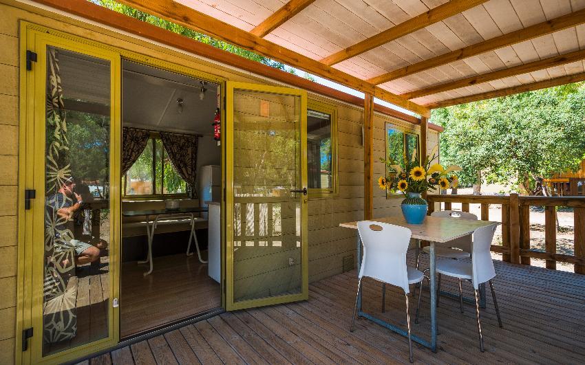 Case mobili trilocali a costa rei sud sardegna for Casa mobile