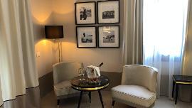 Queen Suite Spa Martina - La Locanda del Conte Mameli