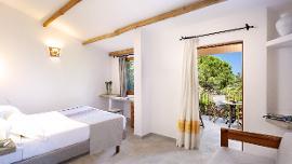 Deluxe Sea View Parco - Cala di Lepre Park Hotel & SPA - Delphina
