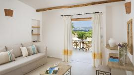 Suite Deluxe Sea View Golfo - Cala di Lepre Park Hotel & SPA - Delphina