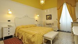 Zimmer mit Blick auf den Park - Villa Las Tronas Hotel & SPA