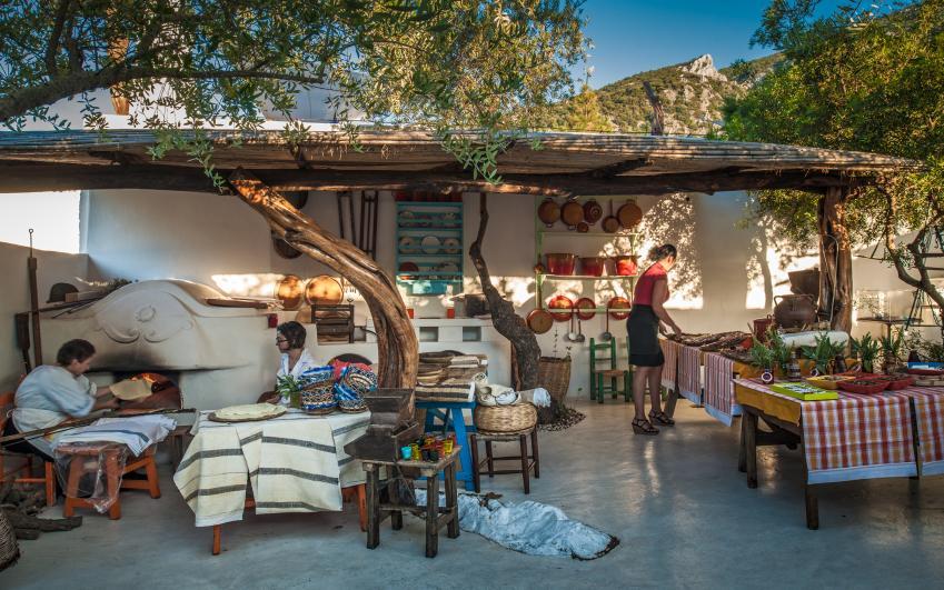 hotel su gologone oliena sardegna italia wonderful sardinia. Black Bedroom Furniture Sets. Home Design Ideas