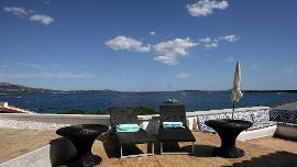 Suite Sea view with private pool - Sporting Hotel