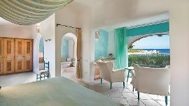 Junior Suite Sea View - Erica  - Valle dell'Erica Resort Thalasso & SPA - Delphina