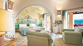 Junior Suite Mirtilla Vista Mare - Erica - Valle dell'Erica Resort Thalasso & SPA - Delphina