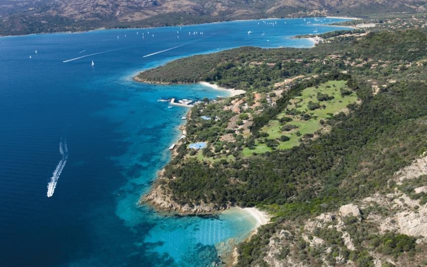 Талассо & СПА-гостиница Capo D'Orso – Delphina