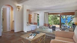 Junior Suite Cardinal mit Meerblick - Capo D'Orso Hotel Thalasso & SPA - Delphina