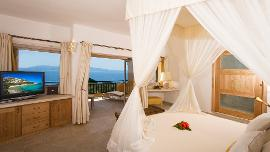 President mit Meerblick - Capo D'Orso Hotel Thalasso & SPA - Delphina