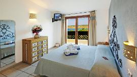 Classic Room with Sea View - Marinedda Hotel Thalasso & SPA
